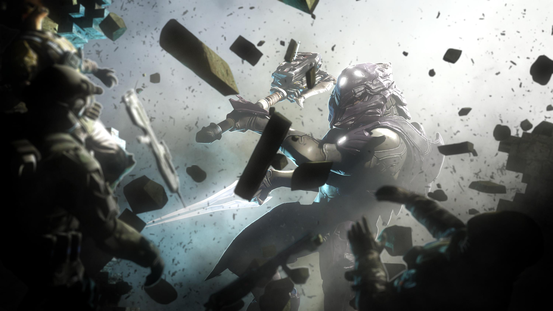 Halo Wars 2 HD Wallpaper