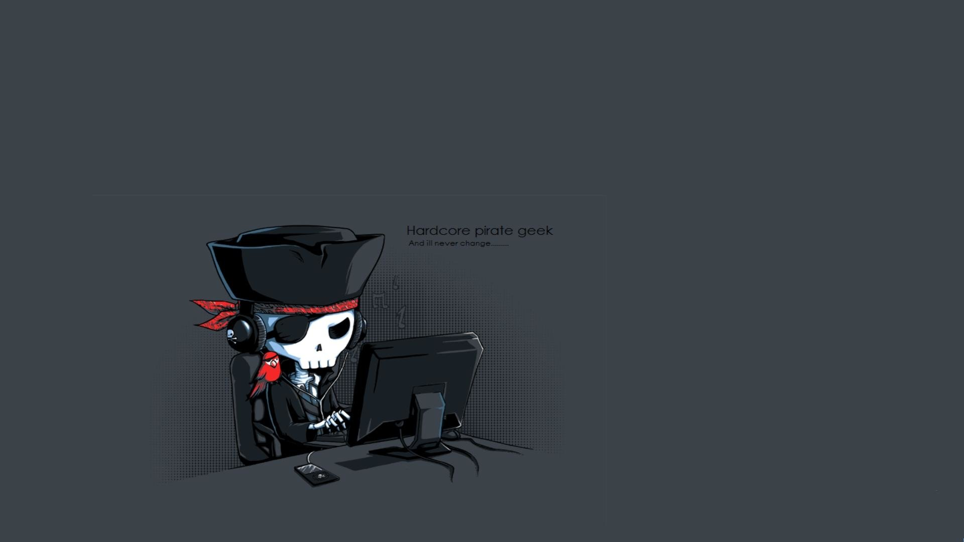 windows 7 pirated edition wallpaper
