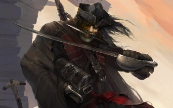 Fantasy - Pirate Wallpapers and Backgrounds ID : 71633