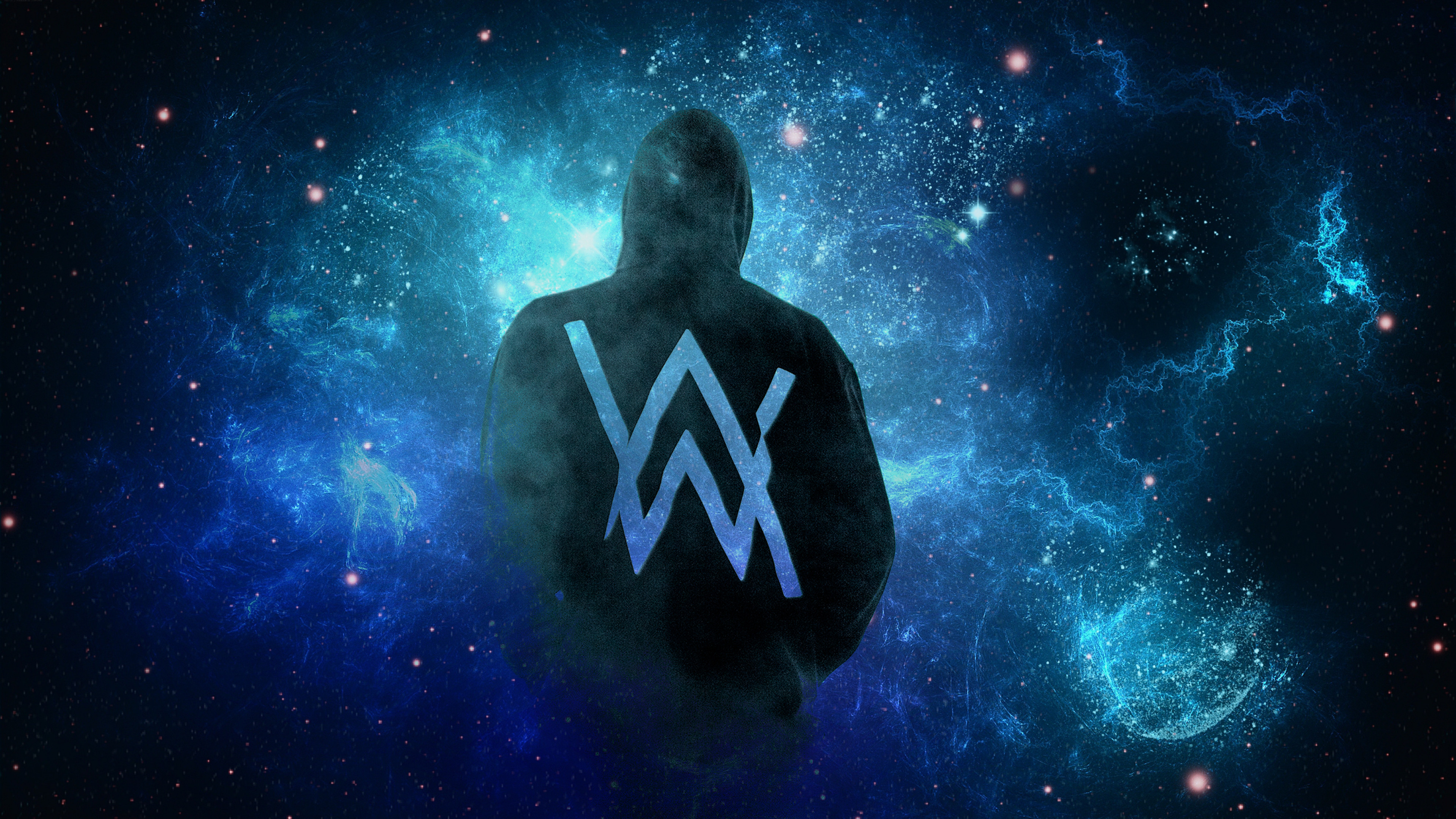 alan walker 4k ultra hd wallpaper and background image | 3840x2160
