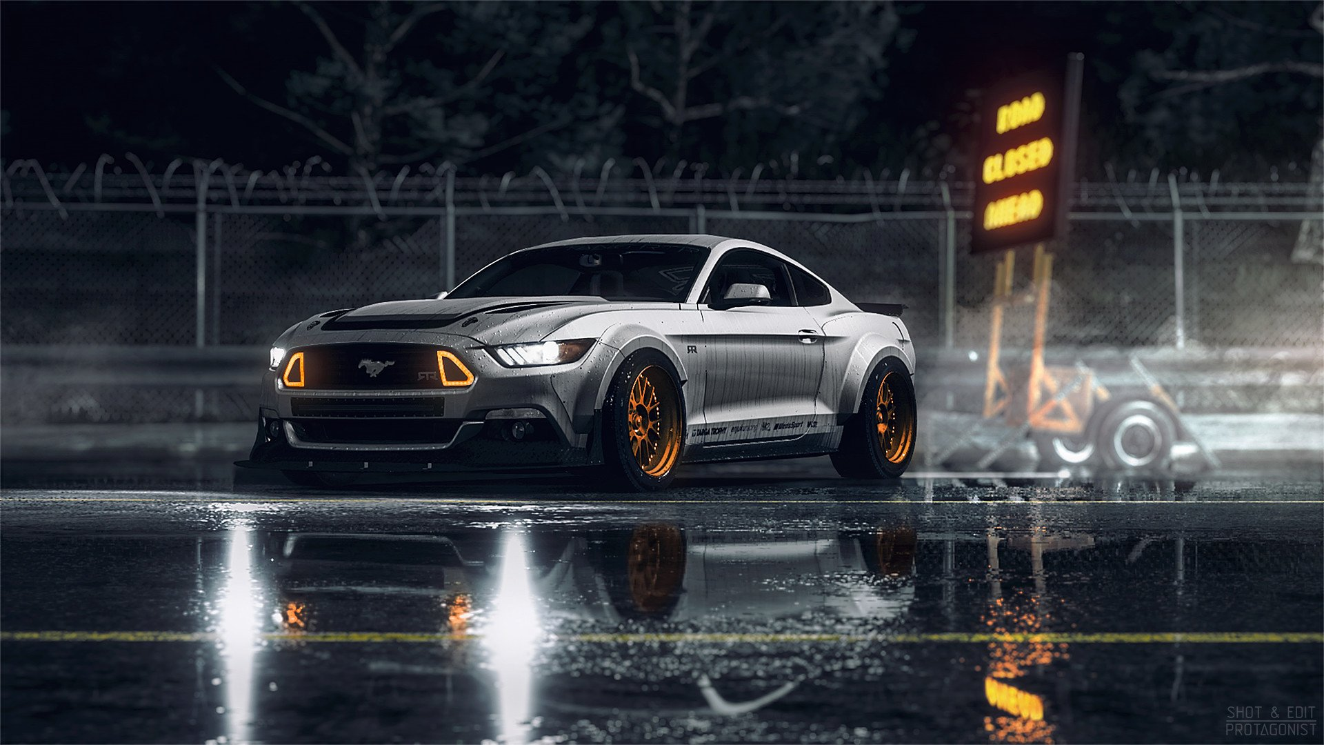 343 ford mustang hd wallpapers | background images - wallpaper abyss