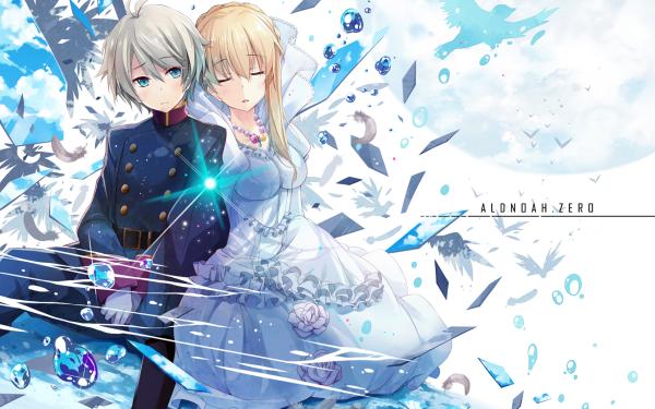 Anime Aldnoah.Zero Asseylum Vers Allusia Slaine Troyard HD Wallpaper | Background Image