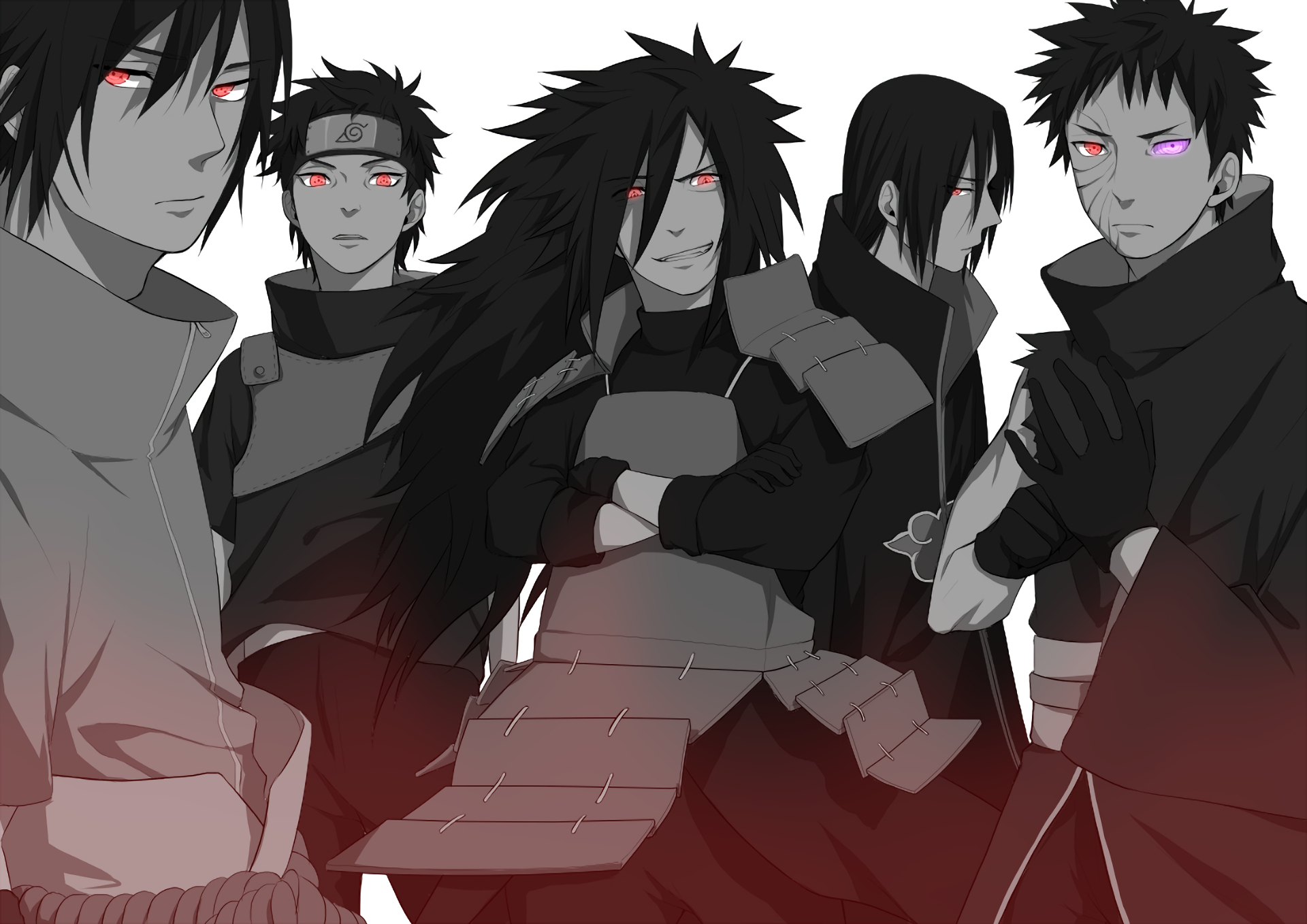 279 Madara Uchiha HD Wallpapers