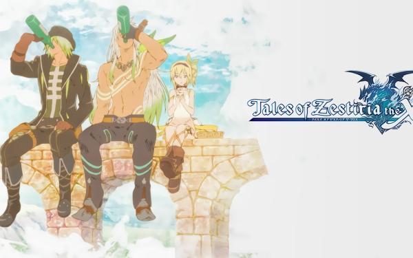 Anime Tales of Zestiria the X Tales Of Tales of Zestiria Edna Dezel Zaveid HD Wallpaper   Background Image
