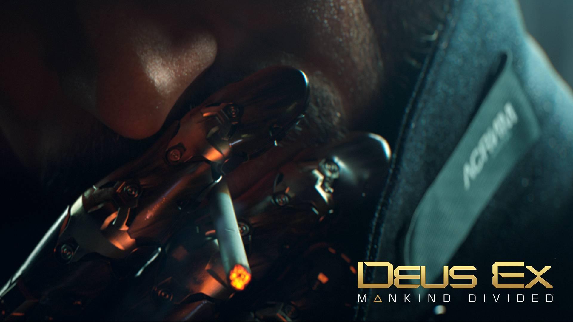 Deus Ex Mankind Divided Hd Wallpaper Background Image