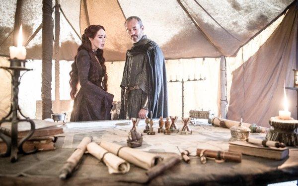 TV Show Game Of Thrones Melisandre Carice van Houten Stannis Baratheon Stephen Dillane HD Wallpaper | Background Image