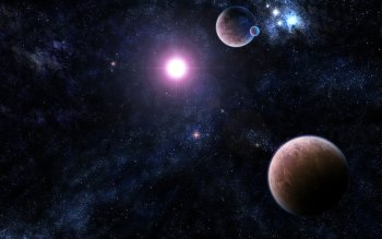 Sci Fi - Planets Wallpapers and Backgrounds ID : 72051