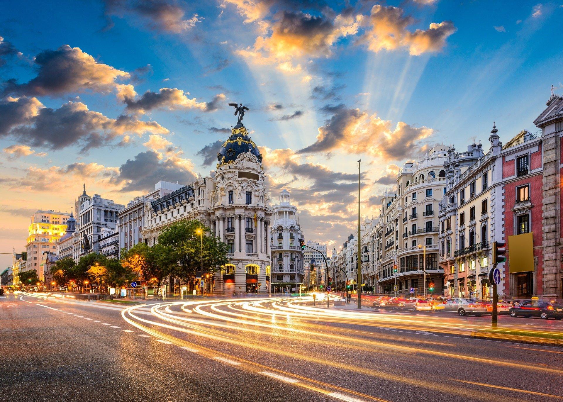 spanien - Europas Största land