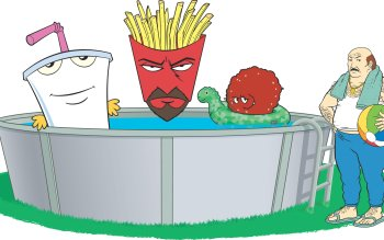 Cartoon - Aqua Teen Hunger Force Wallpapers and Backgrounds ID : 7213