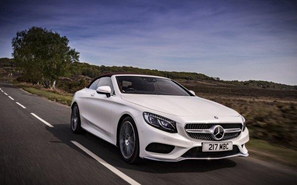 Véhicules Mercedes-Benz S-Class Mercedes-Benz White Car Luxury Car Voiture Fond d'écran HD | Image