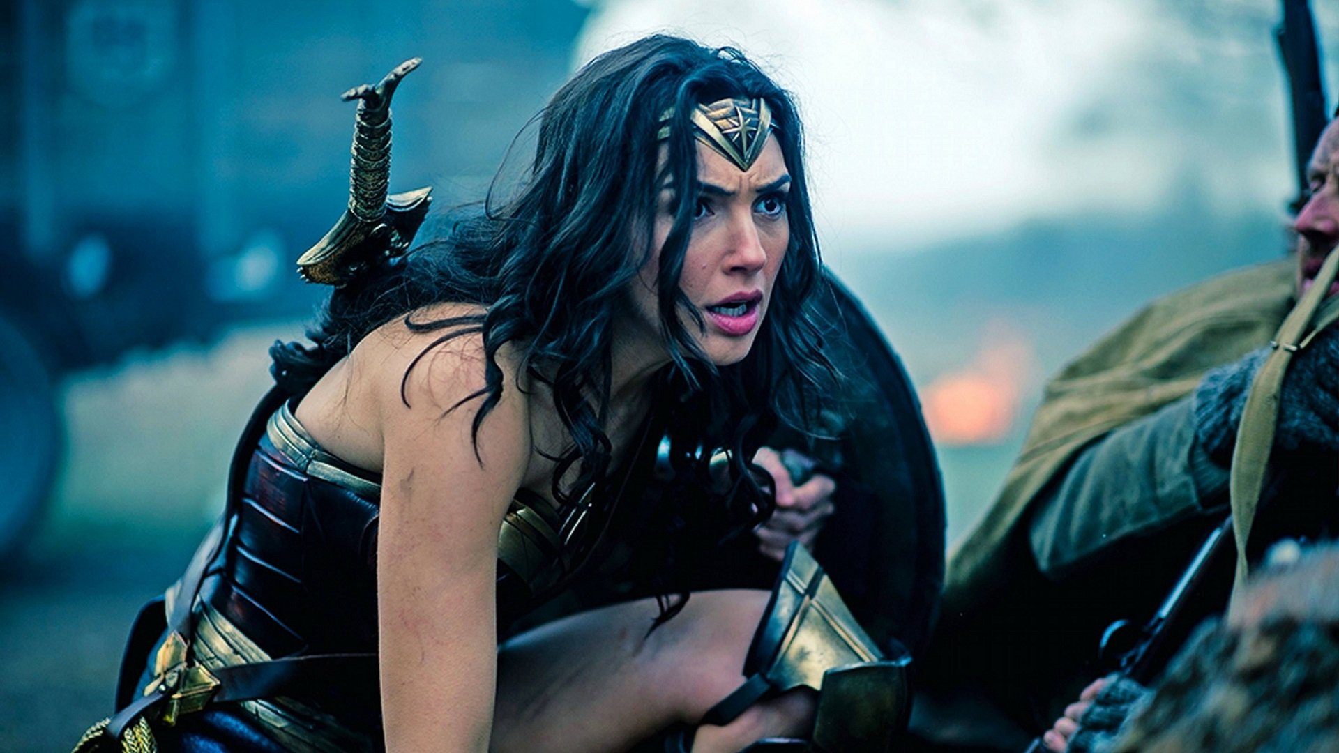 Wonder Woman Hq Movie Wallpapers: Wonder Woman HD Wallpaper