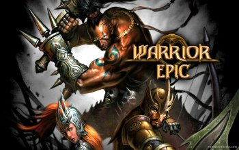 Компьютерная игра - Warrior Epic Wallpapers and Backgrounds ID : 72213