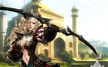 Компьютерная игра - Atlantica Online Wallpapers and Backgrounds ID : 72281