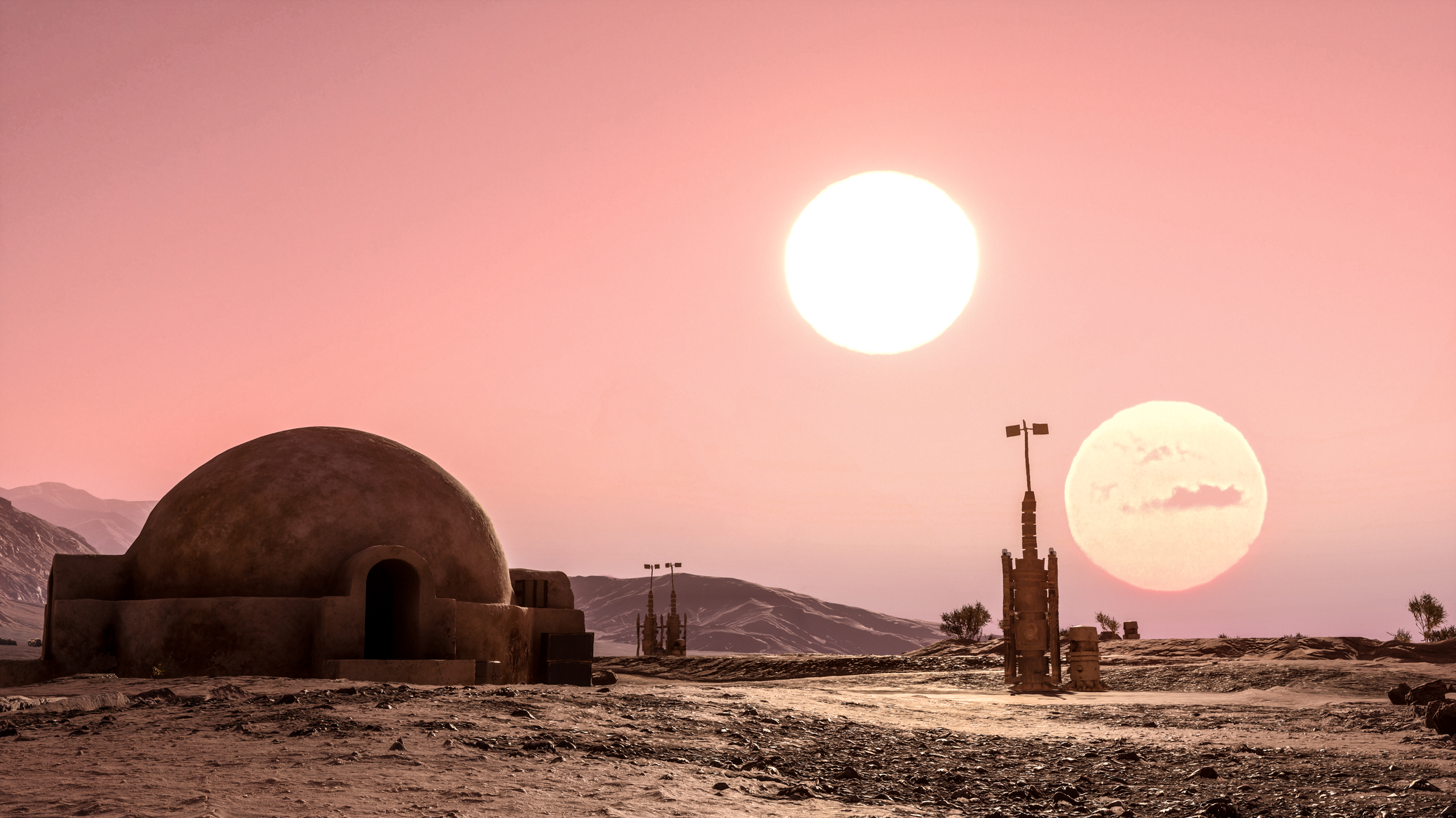 Tatooine Wallpapers Group