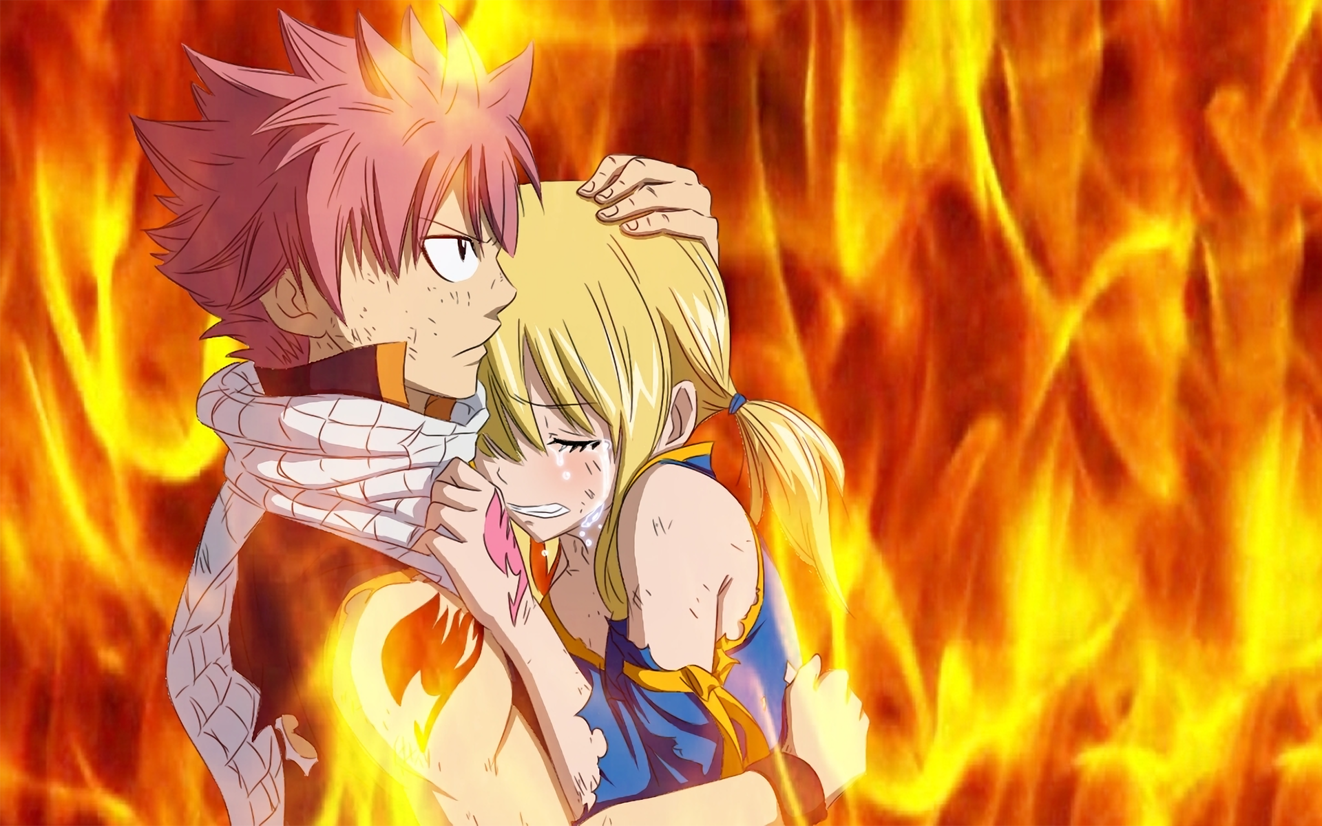 Fairy tail fond d 39 cran hd arri re plan 1920x1200 id - Image de natsu fairy tail ...