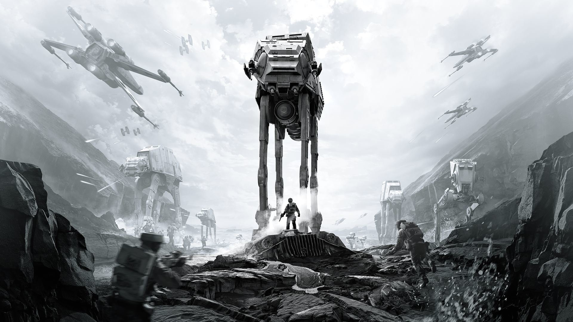 Star wars battlefront 2015 fondo de pantalla hd fondo for Fondo de pantalla star wars