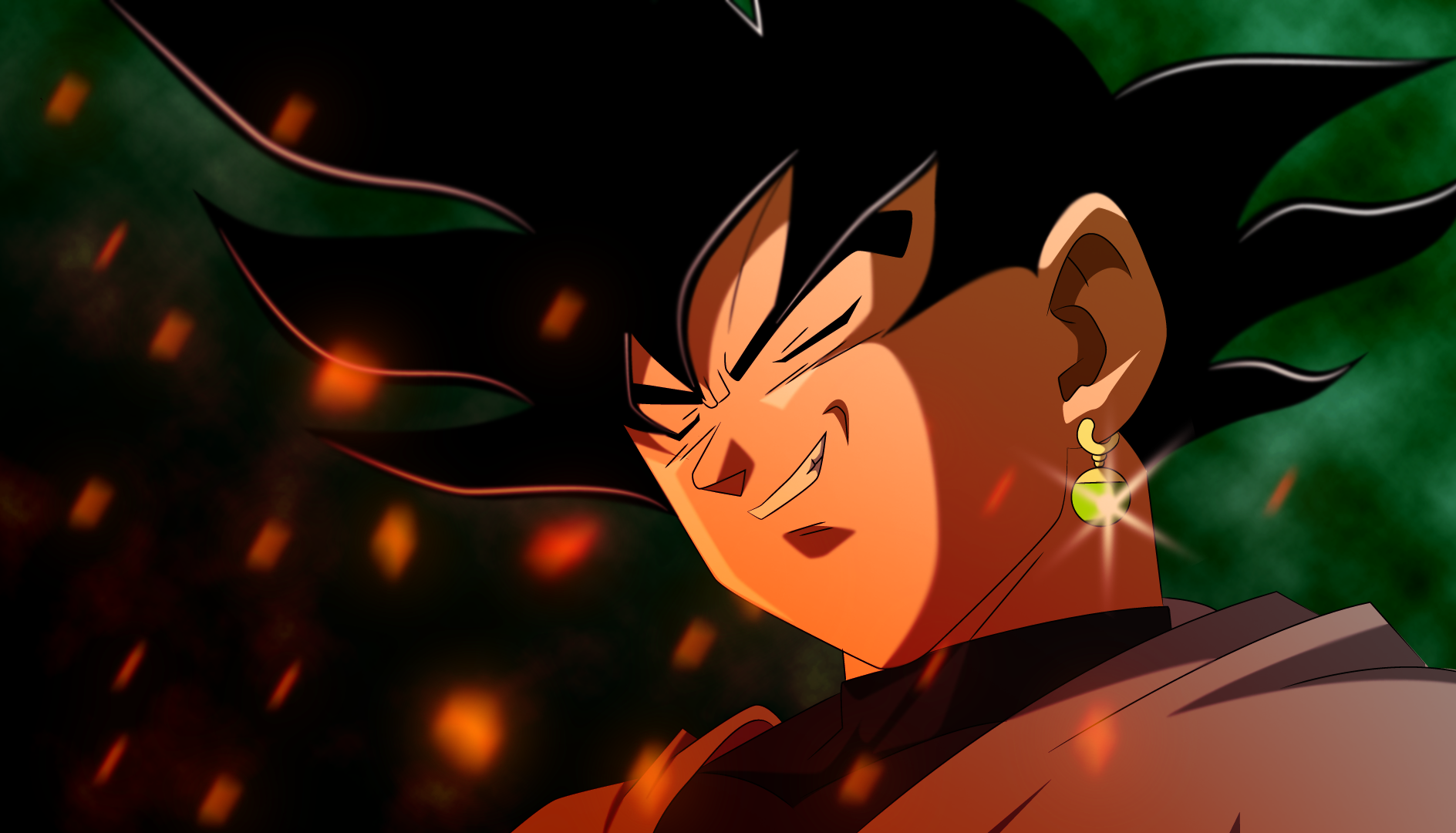106 Black Goku Hd Wallpapers Background Images Wallpaper Abyss