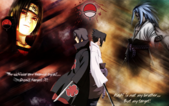 259 Itachi Uchiha HD Wallpapers