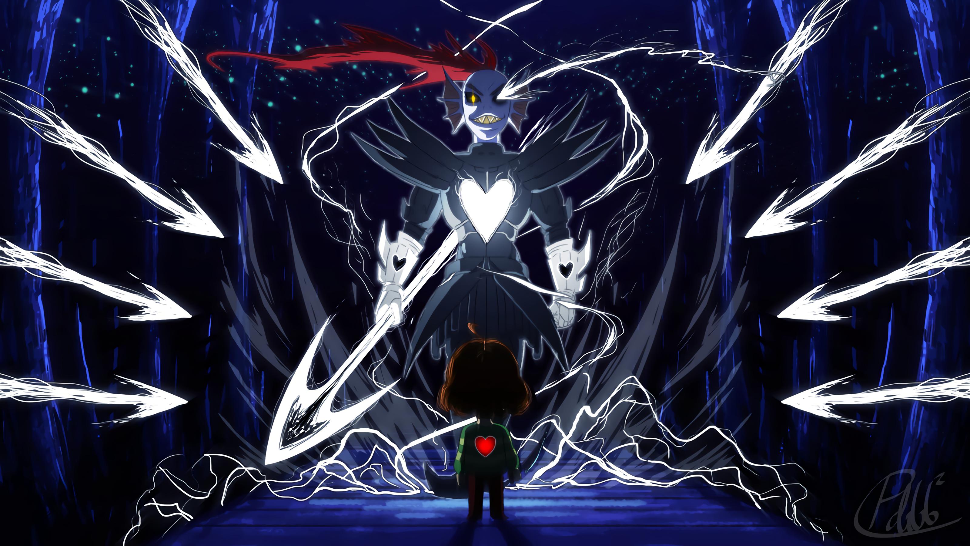 Battle Against A True Hero Full HD Wallpaper and