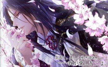 Королева цветов аниме