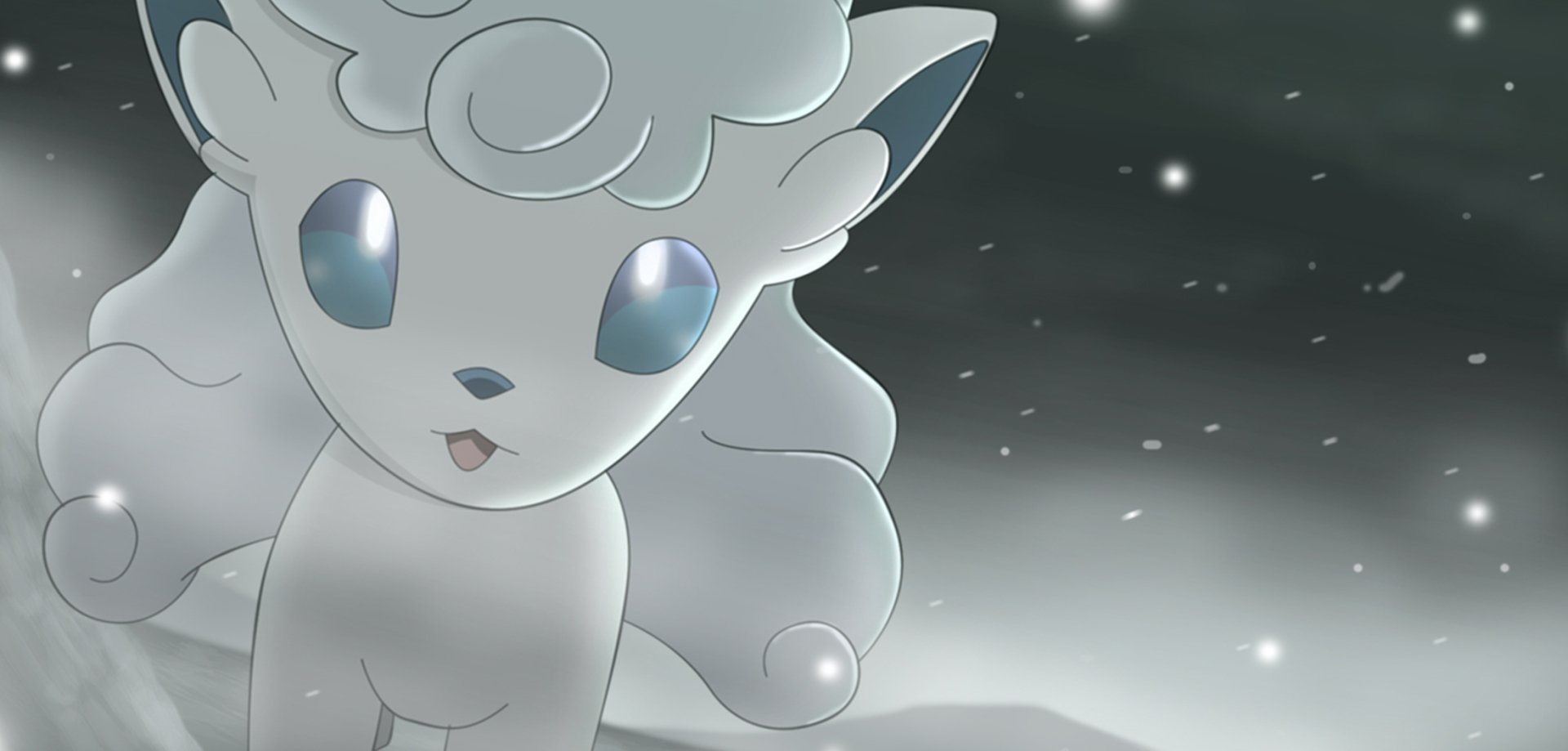 Pokemon Sun And Moon Wallpaper: Alolan Vulpix Wallpaper And Background Image