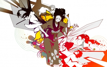 Anime - Samurai Champloo Wallpapers and Backgrounds ID : 73381