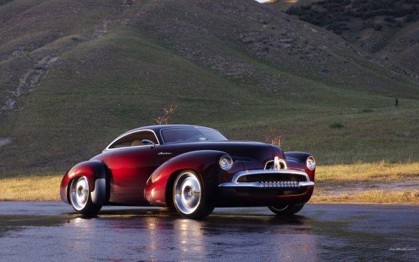 Véhicules Classique Red Car Fond d'écran HD | Image