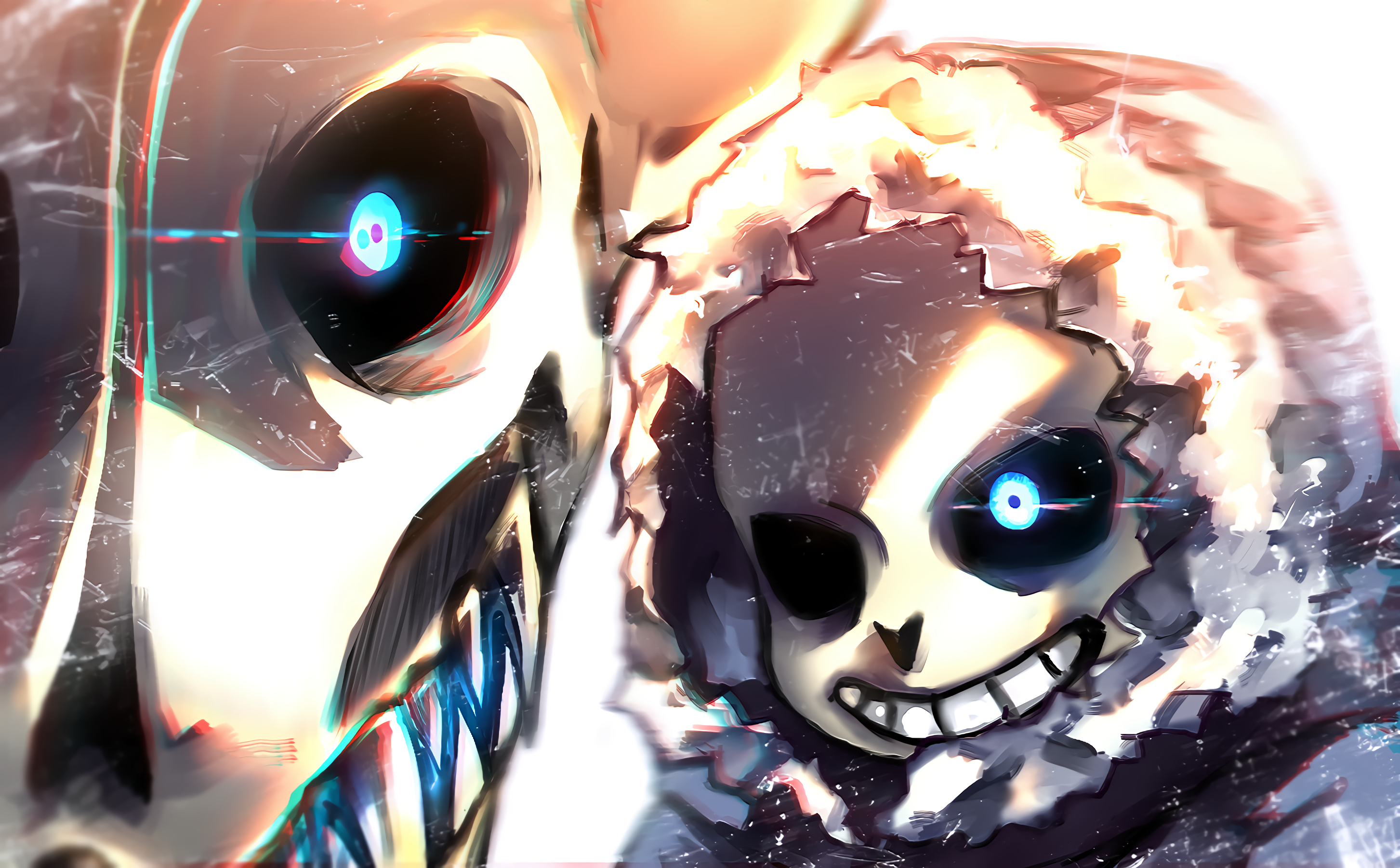 97 Sans Undertale Hd Wallpapers Background Images