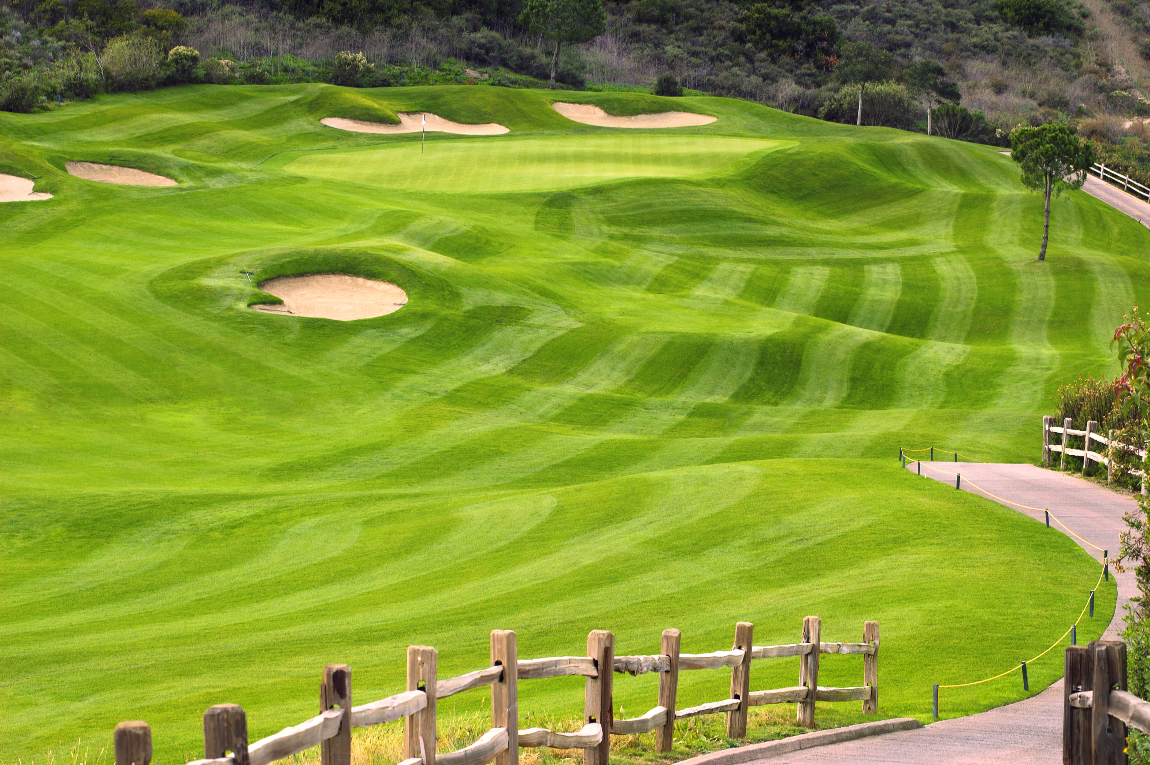 Golf course hd wallpaper background image 3760x2500 id 738354 wallpaper abyss - Golf wallpaper hd ...