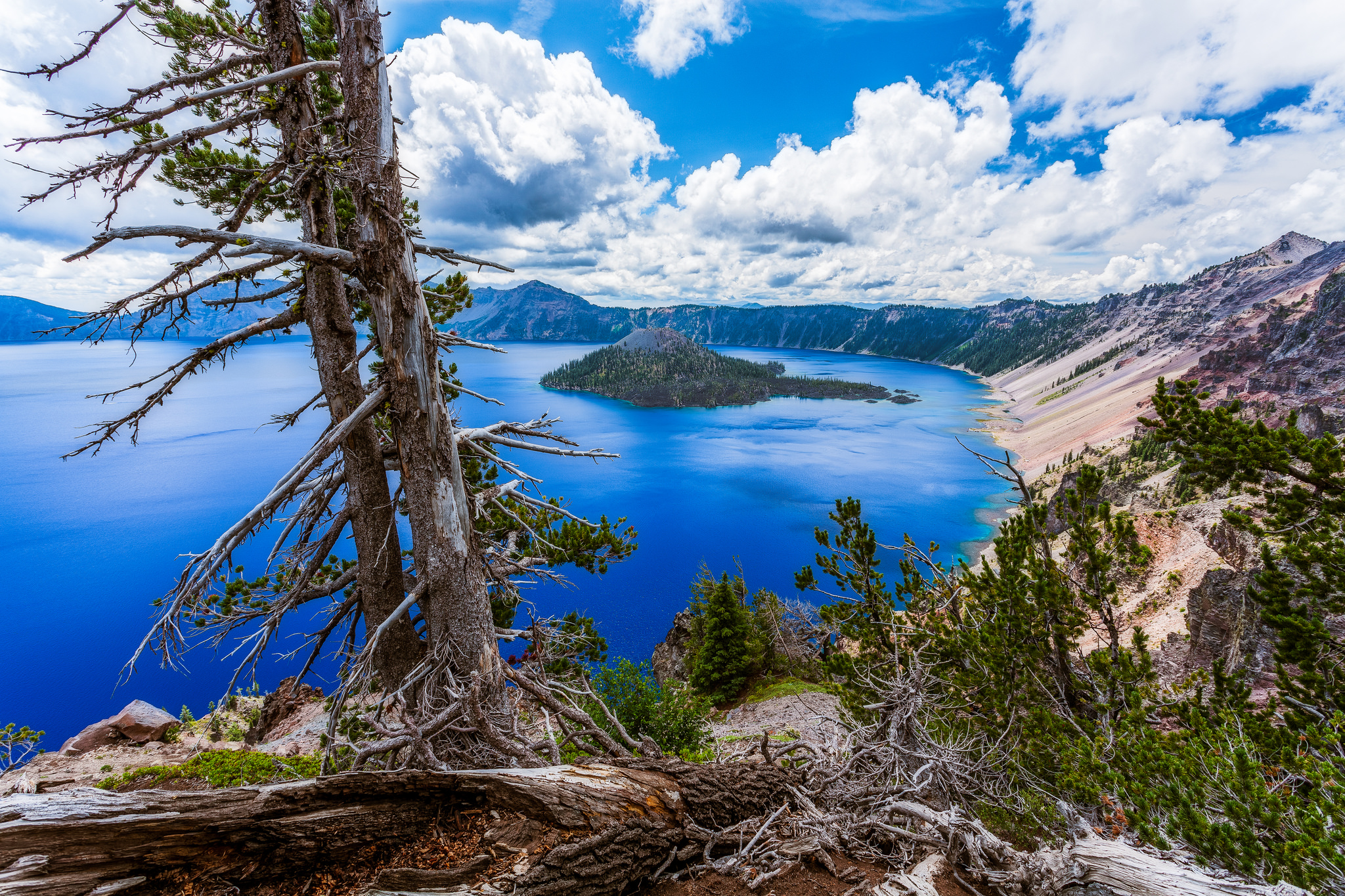 crater lake national park hd wallpaper | background image