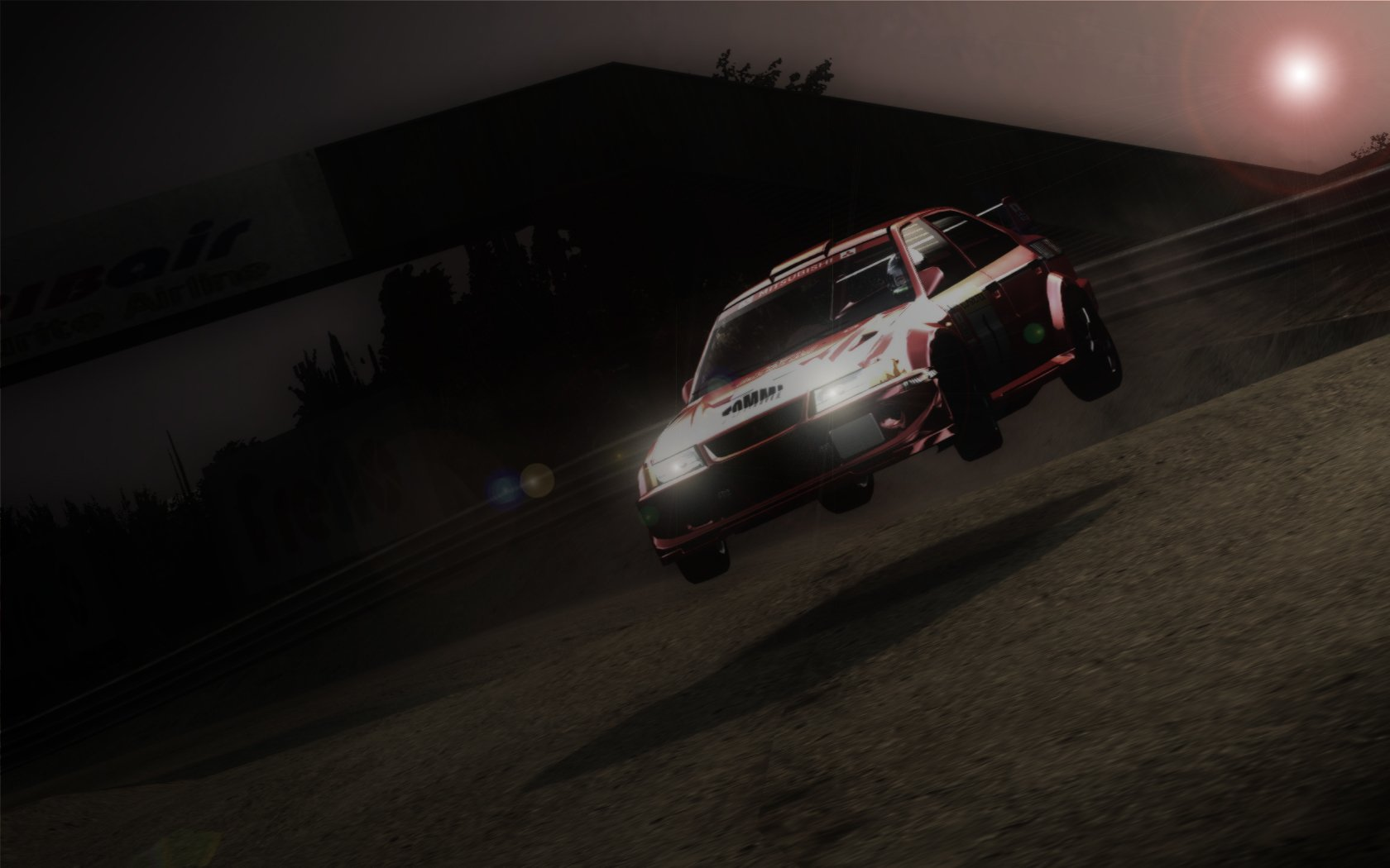 Jeux Vidéo - Live For Speed  Fond d'écran