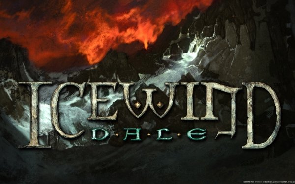 Video Game Icewind Dale HD Wallpaper   Background Image