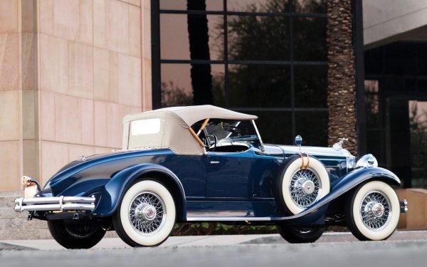 Vehicles Packard Speedster Eight Boattail Roadster 1930 Packard Speedster Eight Boattail Roadster Vintage Car Luxury Car HD Wallpaper | Background Image