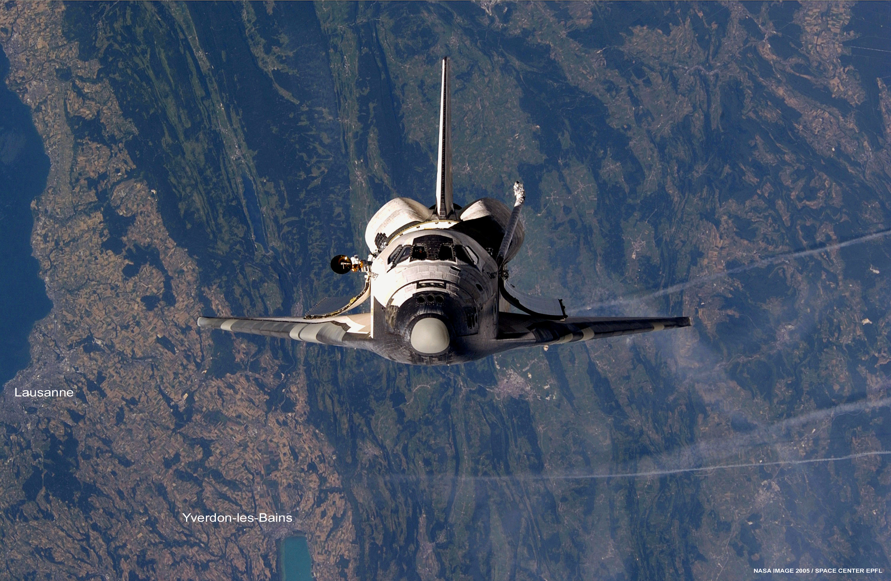 space shuttle space background - photo #32