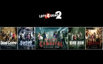 Gry Wideo - Left 4 Dead 2 Wallpapers and Backgrounds ID : 74293