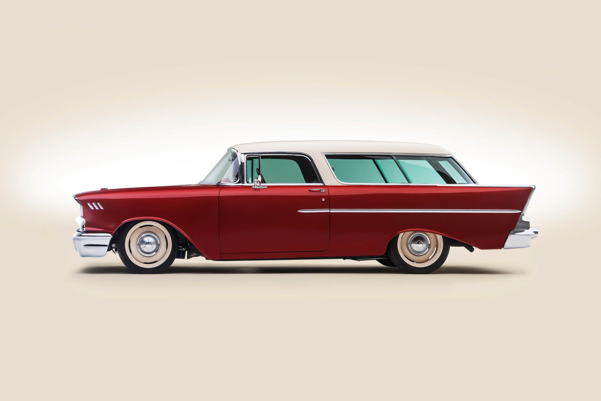 1957 Chevrolet Nomad Hd Wallpaper Background Image 2040x1360 Chevy Wagon Wallpapers Id743060