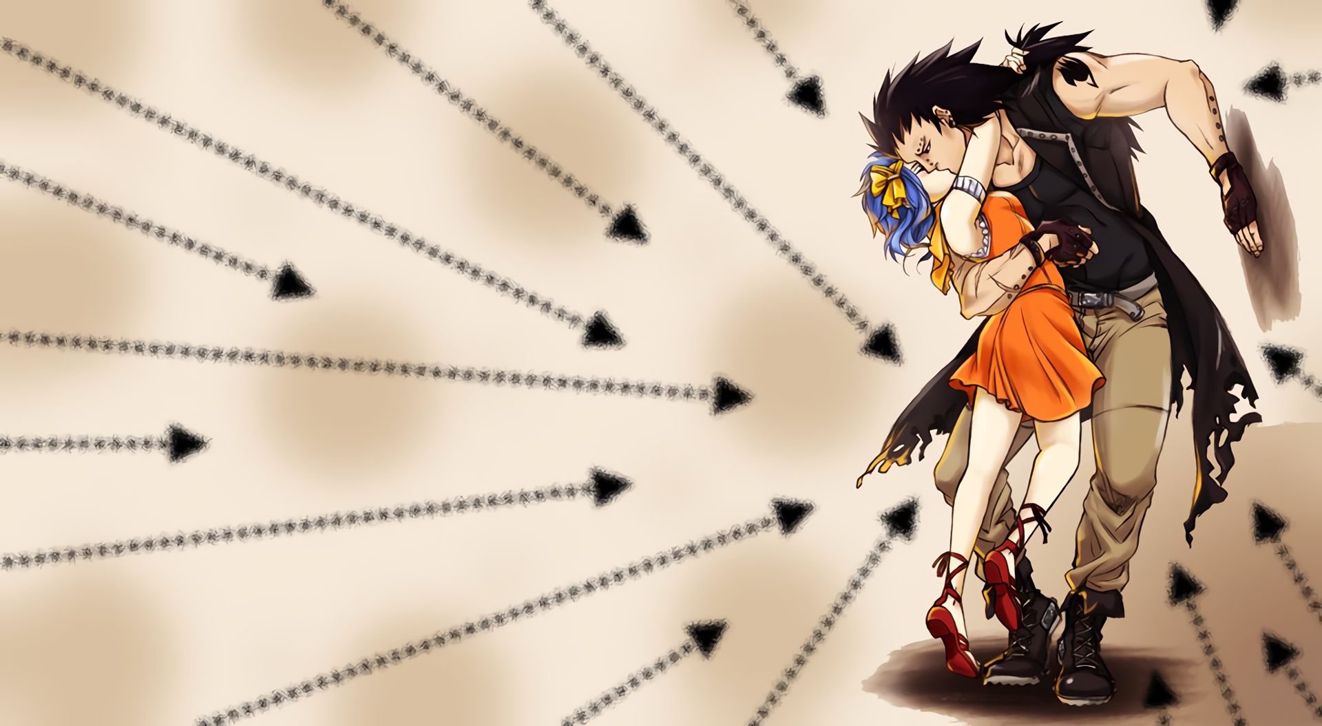 Fairy Tail Wallpaper And Background Image 1920x1055 Id