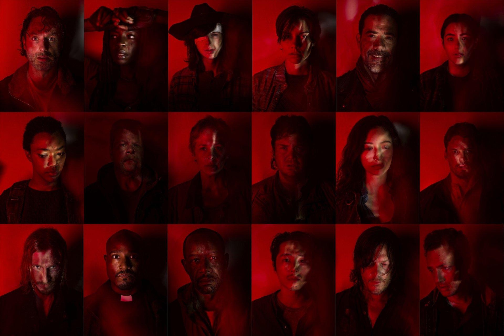 Walking Dead Meme Season 4 Carol The Walking Dead Papel...