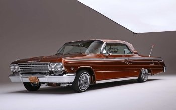 117 Chevrolet Impala Hd Wallpapers Background Images Wallpaper Abyss