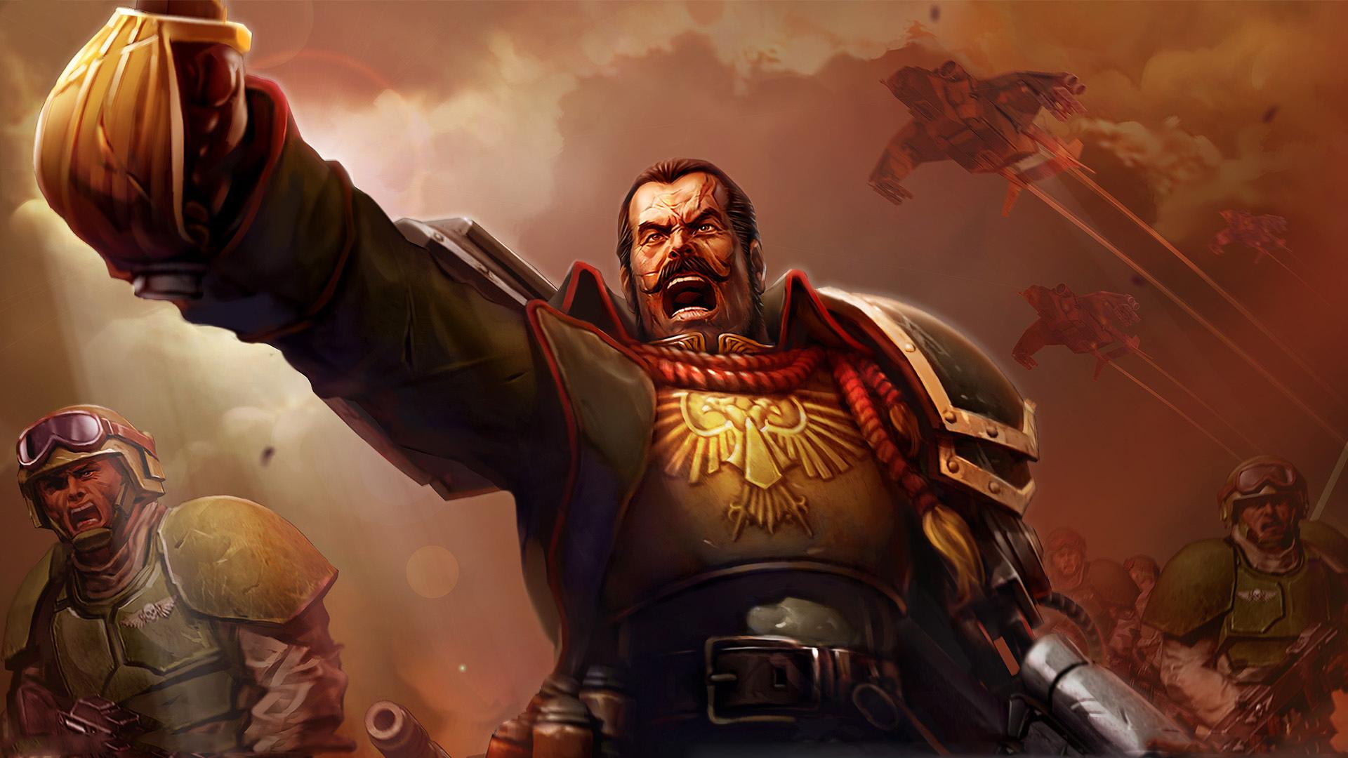 Warhammer 40000 Dawn Of War Ii Hd Wallpaper Background Image