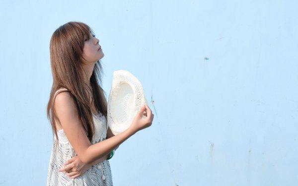 Women Mikako Zhang Kaijie Models Taiwan HD Wallpaper   Background Image
