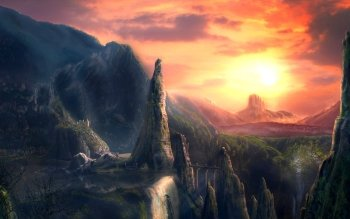 Fantasy - City Wallpapers and Backgrounds ID : 74553