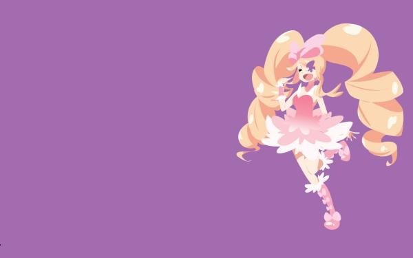 Anime Kill La Kill Nui Harime Minimalist HD Wallpaper | Background Image