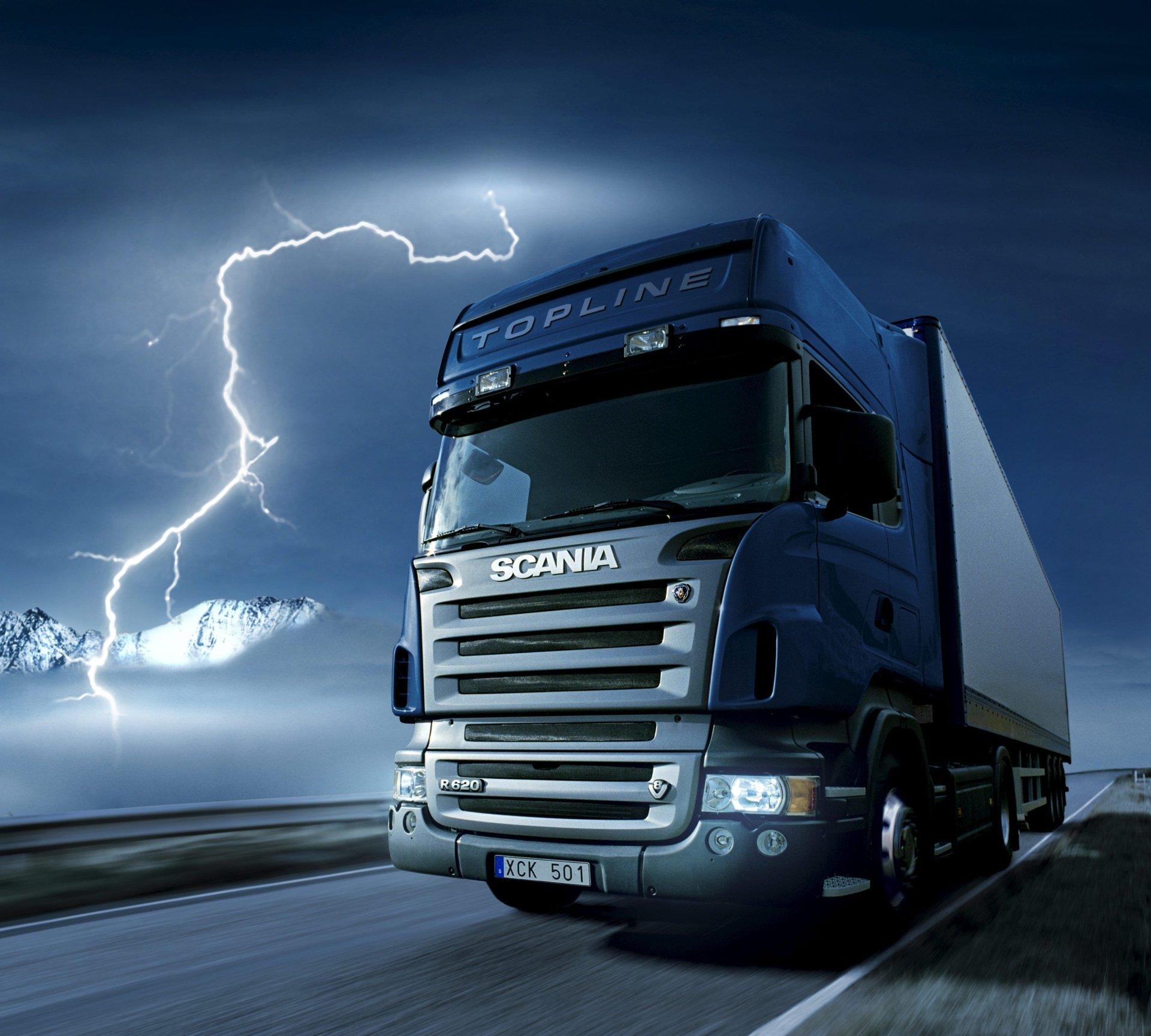 Euro Truck Simulator 2 Papel De Parede Hd Plano De Fundo