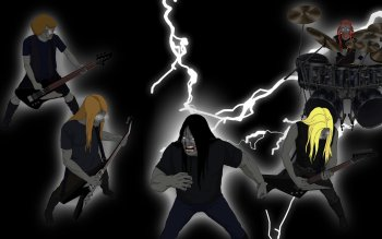 Caricatura - Metalocalypse Wallpapers and Backgrounds ID : 74751
