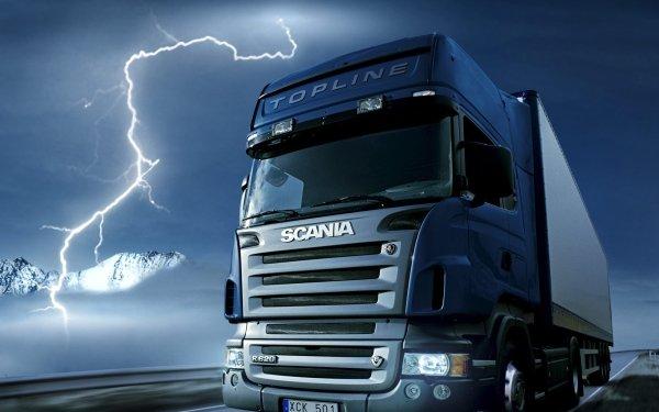 Video Game Euro Truck Simulator 2 Truck Scania HD Wallpaper | Background Image