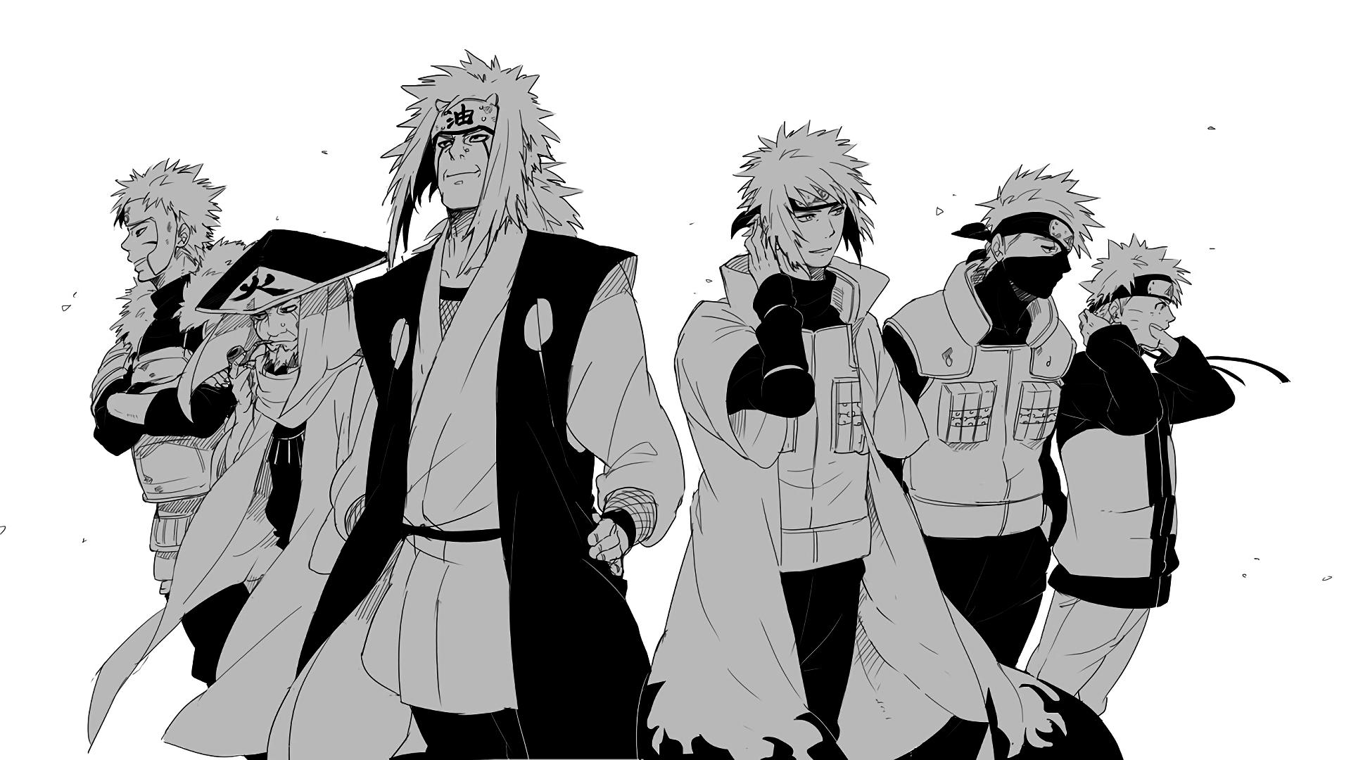 83 Jiraiya Naruto Hd Wallpapers Background Images Wallpaper