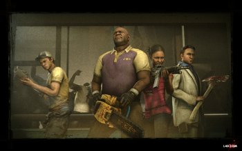 Gry Wideo - Left 4 Dead 2 Wallpapers and Backgrounds ID : 74843