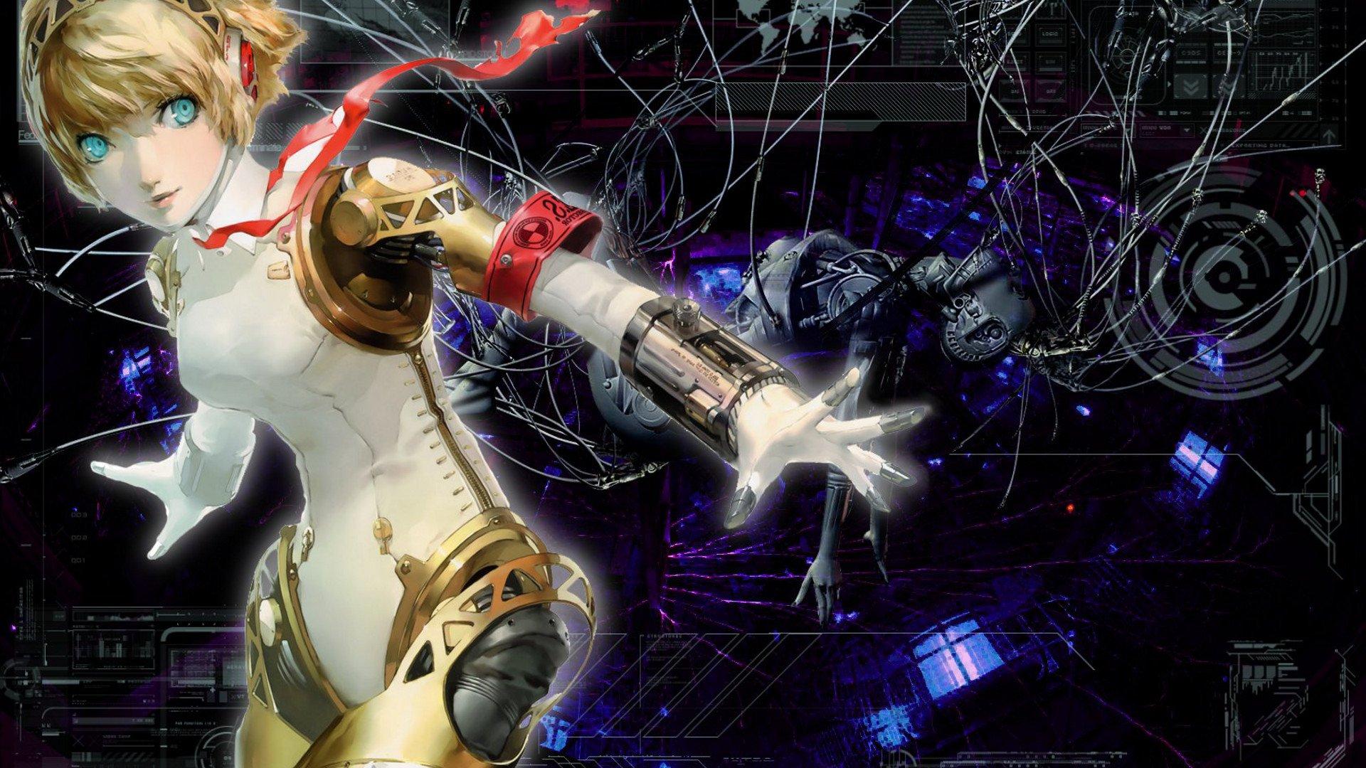 Persona 3 HD Wallpaper | Background Image | 1920x1080 | ID ...