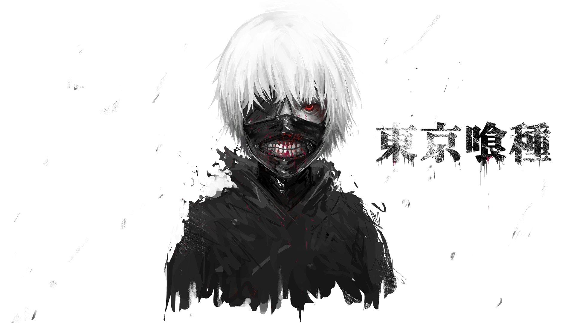 Anime - Tokyo Ghoul  Ken Kaneki Tapeta